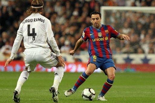 ФК «Барселона» и ФК «Реал»