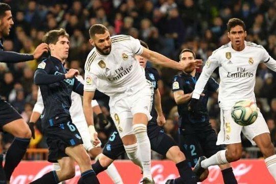 «Реал Сосьедад» – «Реал Мадрид»: прогноз от сайта ВсеПроСпорт.ру