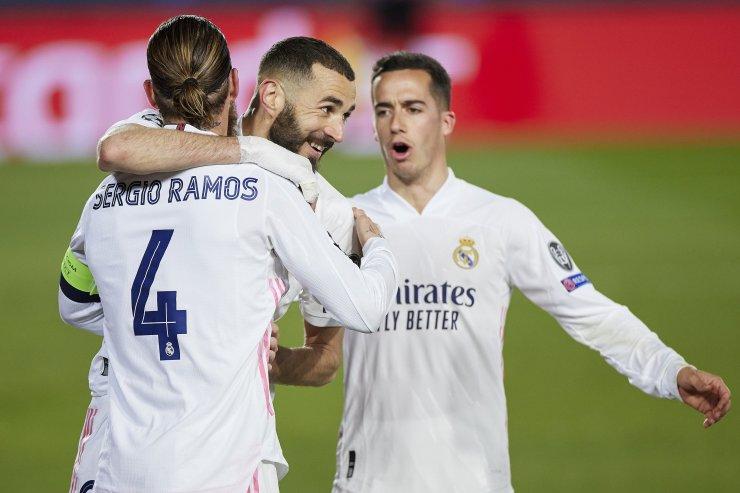 Шесть минут Миранчука и вечно молодые герои. «Реал» разобрался с «Аталантой»