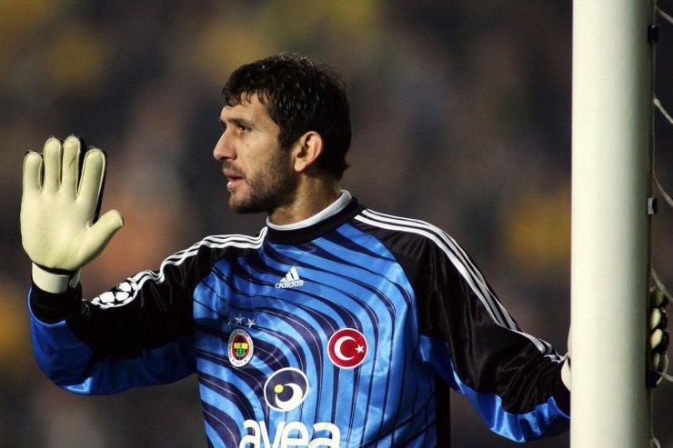 Экс-голкипер сборной Турции Речбер