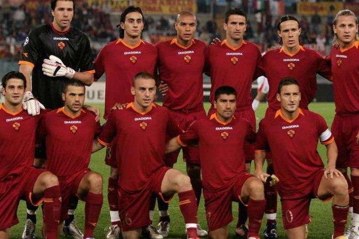 Футболисты «волков» в сезоне 2006/2007