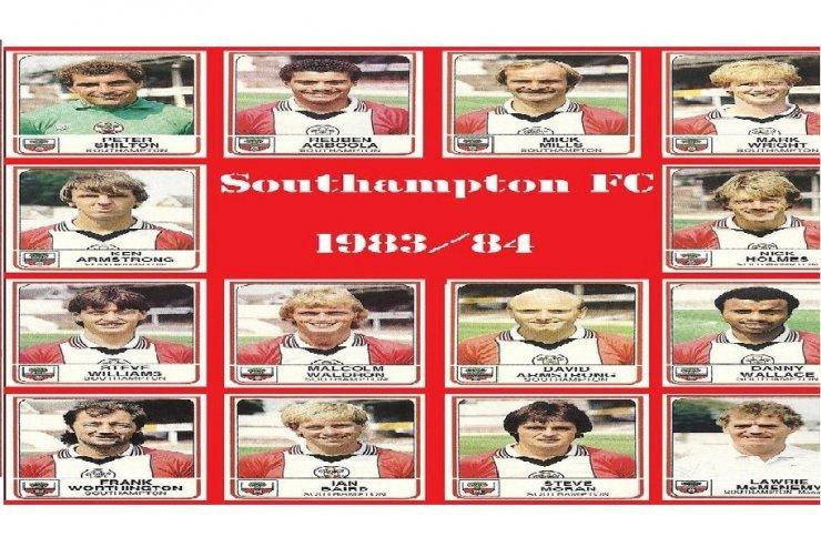 Команда в желтом - часть вторая «Саутгемптон» Лоури Макменами сезон 1983/1984