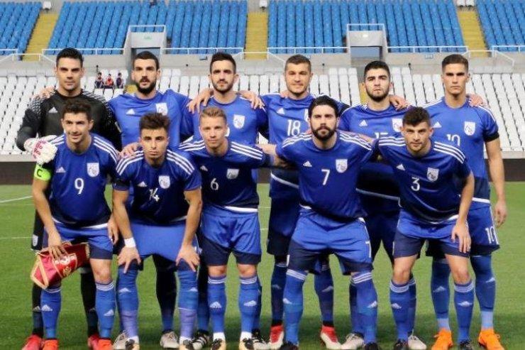 сборная Кипра