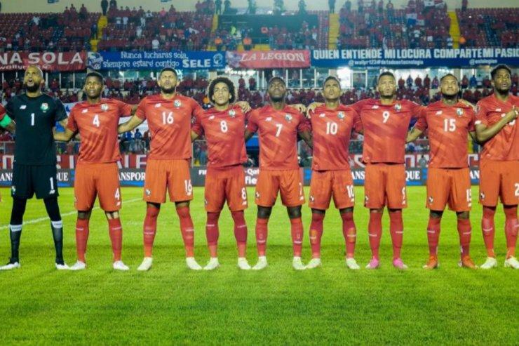 Игроки сборной Панамы