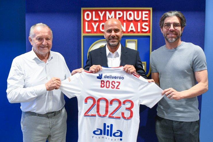 У «Лиона» новый тренер. Знаком с Францией, вдохновляется Гвардиолой и ставит атакующий футбол