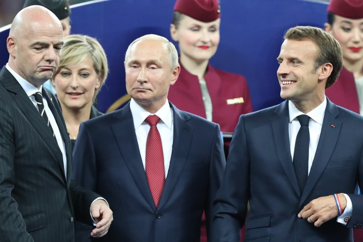 «Лучший чемпионат мира в истории!» Участники, функционеры и политики – о ЧМ в России