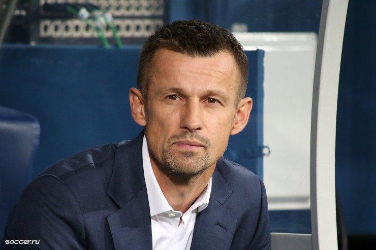 Главный тренер «Зенита» Семак