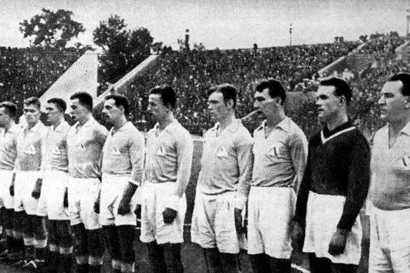 Шорец в составе сборной СССР