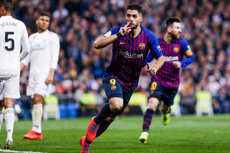 «Реал» - «Барселона»