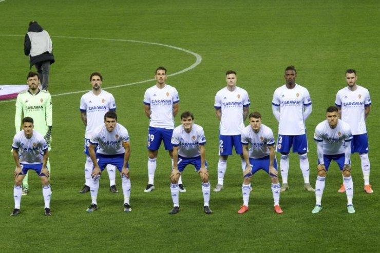 Игроки «Сарагосы»