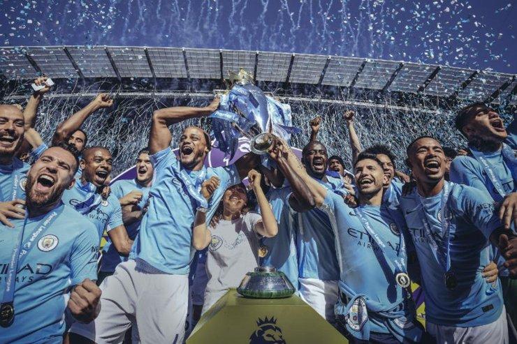 Футбольная империя. 8 падаванов «Манчестер Сити»