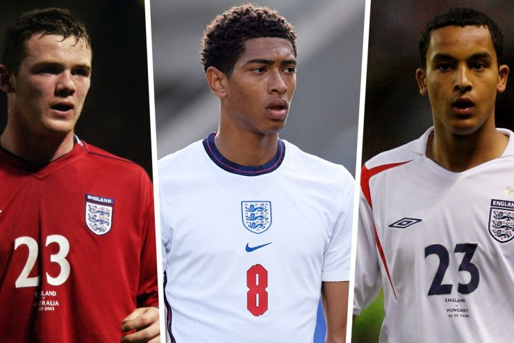 Молодые, но не все – перспективные. Самые юные дебютанты сборной Англии