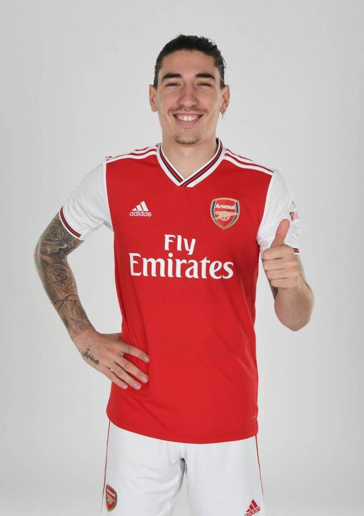 Лондонский «Арсенал» показал новую форму