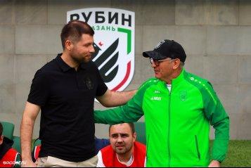 Мусаев и Бердыев
