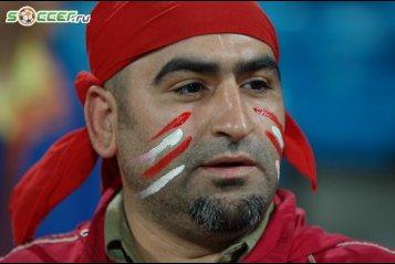 Украина - Турция. Товарищеский матч (12.08.2009)