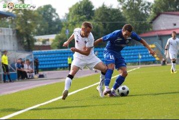 Динамо Спб — Шинник (09.07.2010)