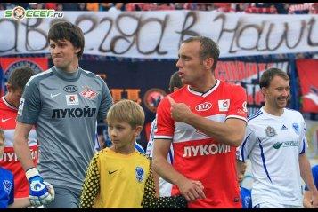 Волга — Спартак (14.09.2013)