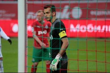 Локомотив — Волга (07.04.2014)
