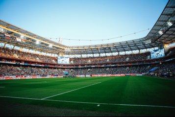 Дебютный гол Смолова принес победу «Локомотиву» над «Анжи» (фото)