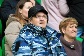 «Краснодар» встретил весну победой над «Уфой» (фото)