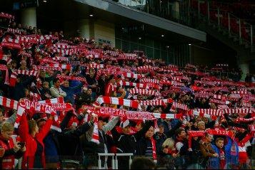 «Спартак» сыграл вничью с «Рубином» в первом матче под руководством Тедеско (фото)