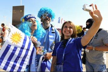 Гол Суареса на «Ростов Арене» вывел Уругвай в плей-офф чемпионата мира (фото)