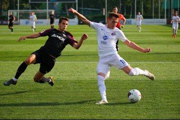 «Енисей» проиграл «Чертаново» в лучшей лиге мира (фото)