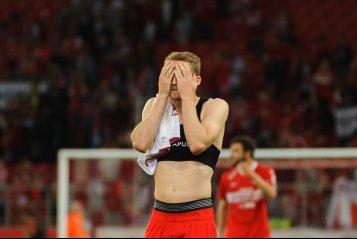 Как «Спартак» из Лиги Европы вылетал