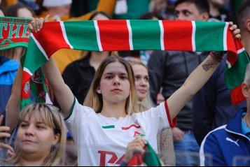 «Локомотив» и «Рубин» завершили 1-й тур РПЛ боевой ничьей (фото)