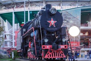 «Локомотив» в матче с «Ахматом» прервал трехматчевую серию без побед в РПЛ (фото)