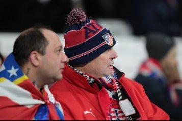 «Атлетико» не оставил шансов «Локомотиву». Репортаж из Мадрида (фото)