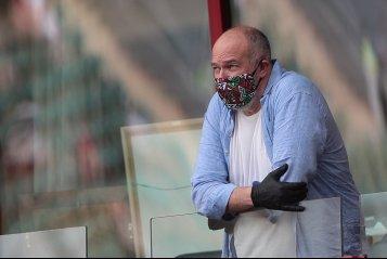 Гол Фарфана помог «Локомотиву» избежать поражения в матче с «Уфой»