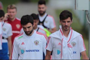 Сборная России начала подготовку к отбору Евро-2020 (фото)