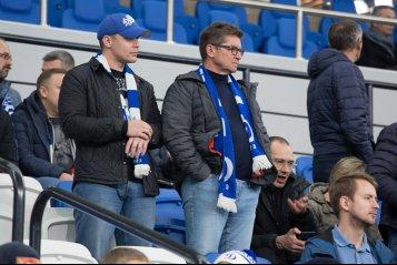 Дебют Новикова во главе «Динамо» принес ничейный результат с «Краснодаром» (фото)