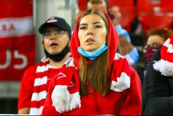 Фанат Лионеля Месси, эмоции Промеса после гола и радостный Витория. «Спартак» нашёл свою игру и одолел «Химки»