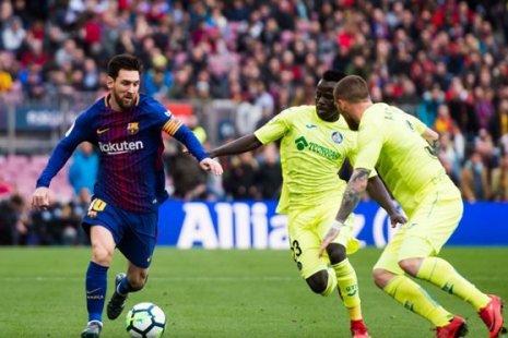 «Барселона» - «Хетафе»: прогноз и ставки от БК Pinnacle