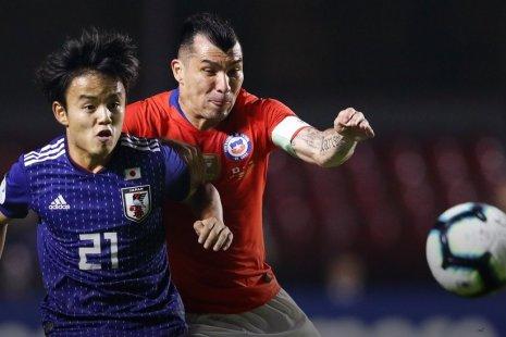 Япония против Чили