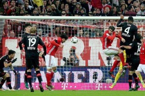 «Бавария» - «Байер»: прогноз от БК Pinnacle