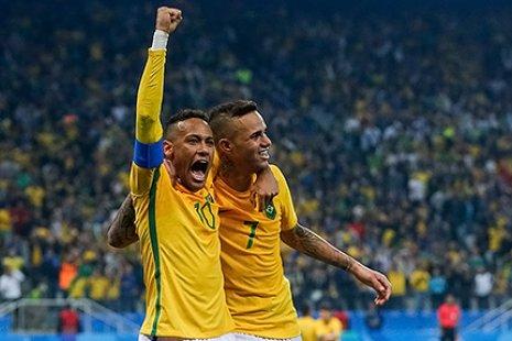 Как это было: триумф Бразилии и Неймара на Олимпиаде