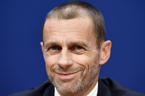 Александер Чеферин - президент УЕФА