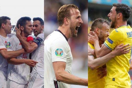 Игроки Испании/Кейн/Яремчук, Ярмоленко