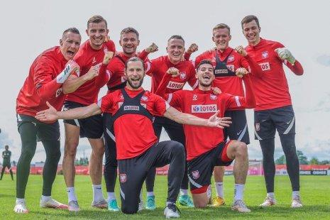 Игроки сборной Польши