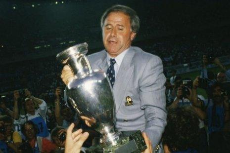 Бывший главный тренер сборной Франции Идальго