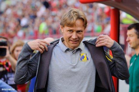 Главный тренер дончан Карпин