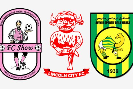 Самые странные футбольные логотипы
