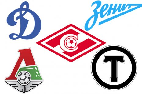 Клубы-тёзки в российском футболе