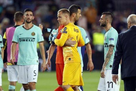 «Барселона» - «Интер»