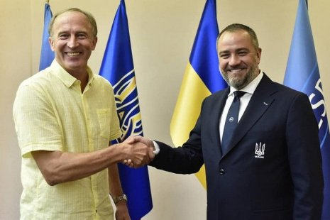 Петраков и Павелко