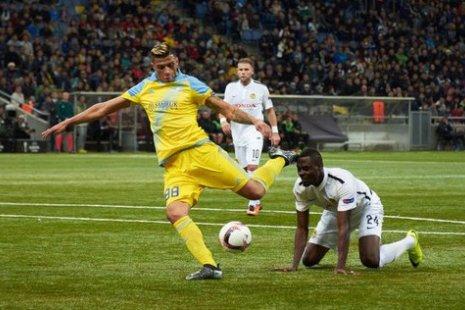 Футбольный скаут. Казахстан