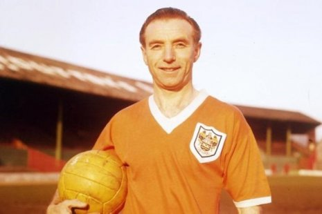 10 лучших футболистов Англии 50-х годов